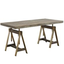 View Product - Biscayne Rectangular Dining Table/Desk