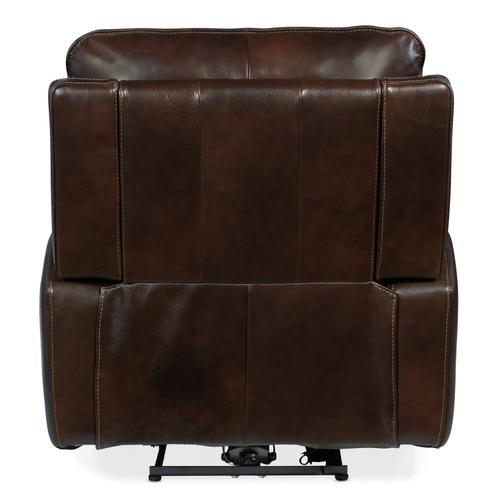 Hooker Furniture - Gage Power Recliner with Power Headrest