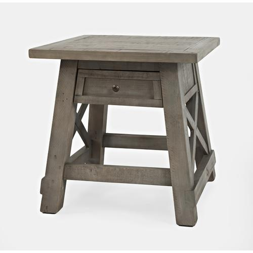 Outer Banks Power End Table