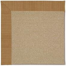 Creative Concepts-Sisal Dupione Caramel Machine Tufted Rugs