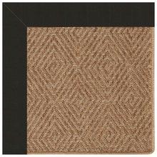 "View Product - Islamorada-Diamond Canvas Black - Rectangle - 24"" x 36"""