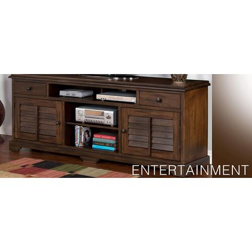 "Savannah 78"" TV Console"