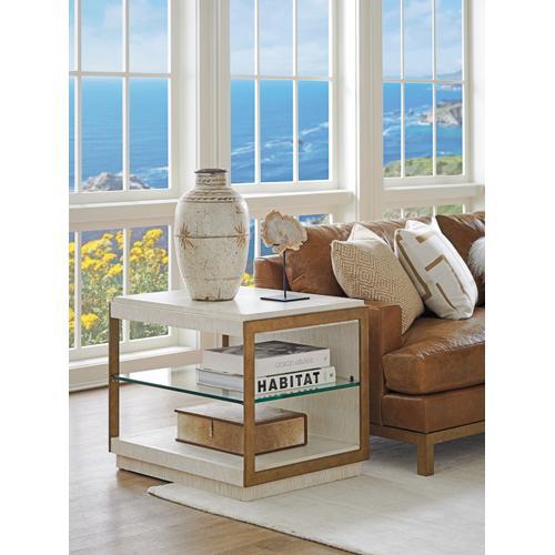 Lexington Furniture - Point Lobos Rectangular End Table