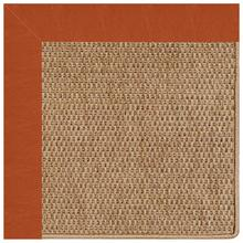 "View Product - Islamorada-Basketweave Classic Persimmon - Rectangle - 24"" x 36"""