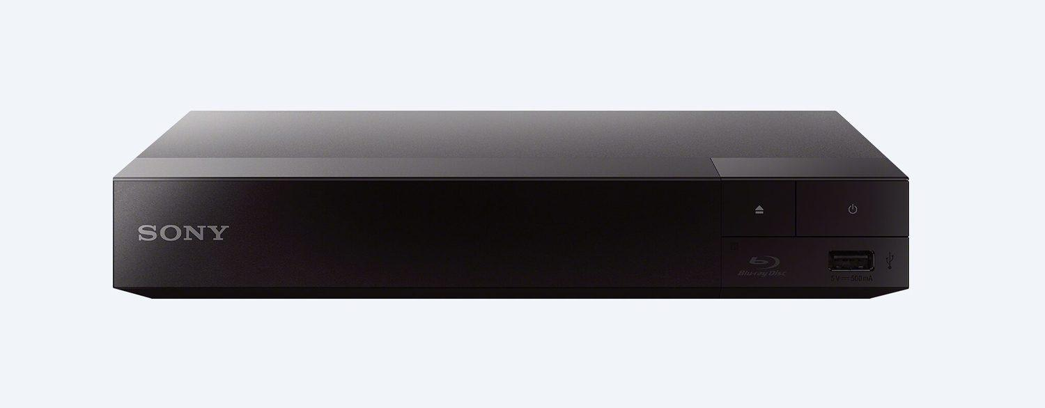 SonyBlu-Ray Disc Player With Built-In Wi-Fi®
