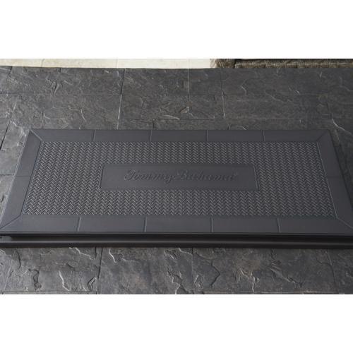 Rectangular Burner Cover