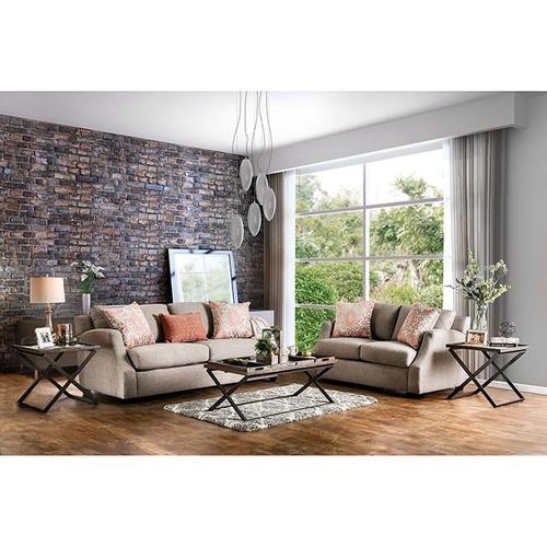 Furniture of America - Beltran Love Seat