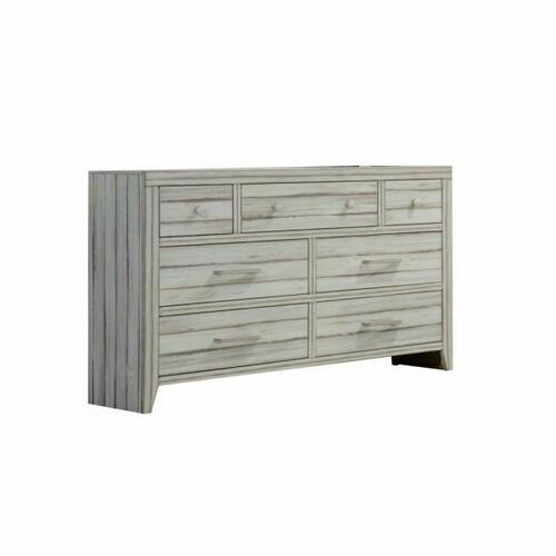 ACME Shayla Dresser - 23985 - Antique White