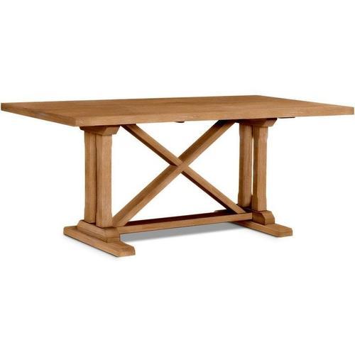 Alexa Trestle Table and Base
