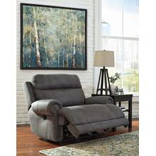 Austere Zero Wall Recliner Gray