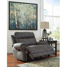View Product - Austere Zero Wall Recliner Gray