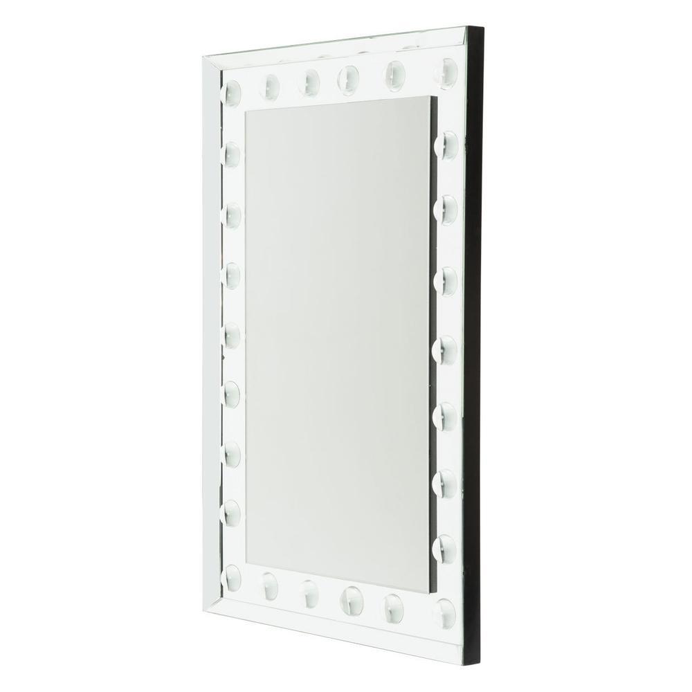See Details - Rectangular Wall Mirror 8473h
