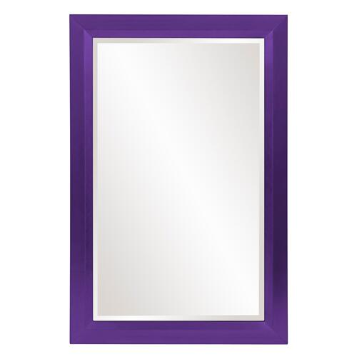 Howard Elliott - Avery Mirror - Glossy Royal Purple
