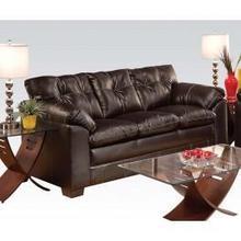 See Details - Simmons Premier Choc Sofa