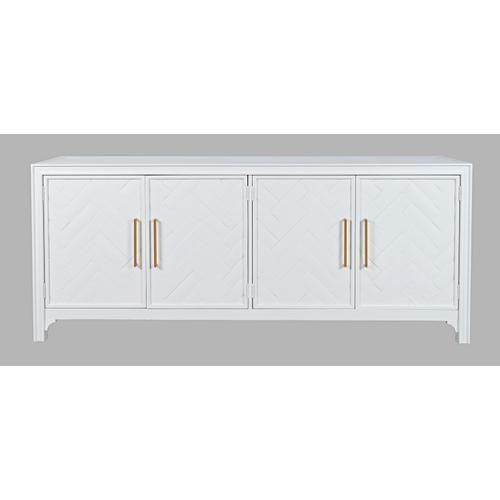 Product Image - Gramercy 4 Door Accent Cabinet
