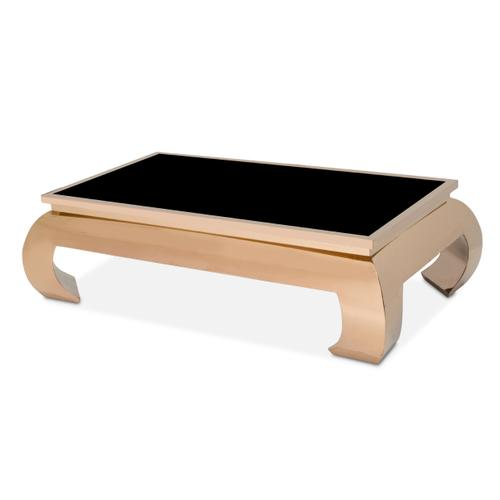 Pietro Cocktail Table Rose Gold