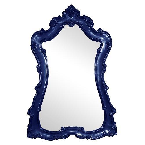 Howard Elliott - Lorelei Mirror - Glossy Navy