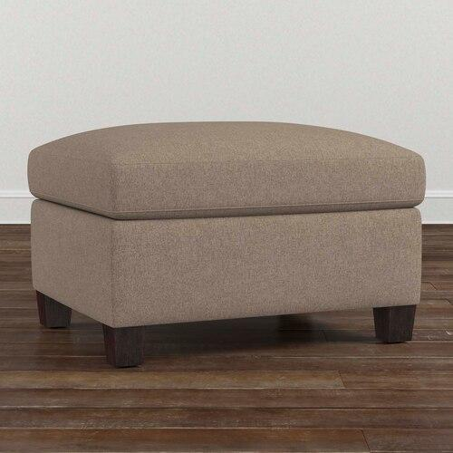 Cleo Ottoman, Arm Style Flare