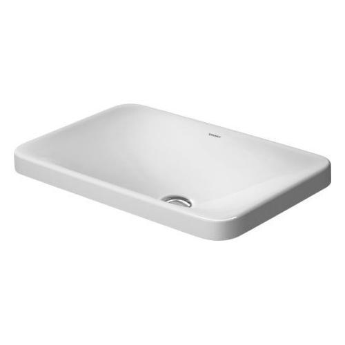 White P3 Comforts Vanity Basin