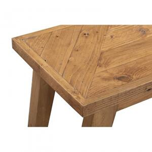 Laval Bench Natural Finish
