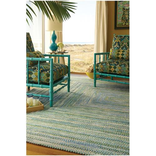 Sailor Boy Parrot Braided Rugs (Custom)