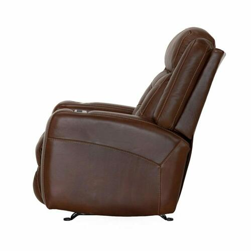 4746 Quantum Leather Recliner