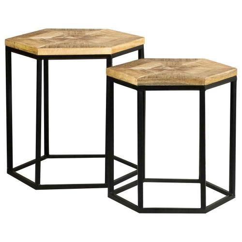 2pc Nesting Table
