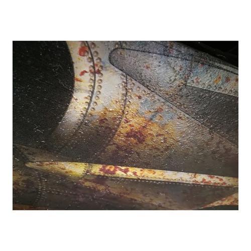 Jumbo Jet Wall Décor