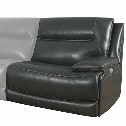 Parker House - COLOSSUS - NAPOLI GREY Power Right Arm Facing Recliner