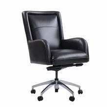 See Details - DC#130 Verona Blackberry - DESK CHAIR Leather Desk Chair