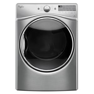 Whirlpool7.4 cu.ft Front Load Electric Dryer with Advanced Moisture Sensing, EcoBoost™