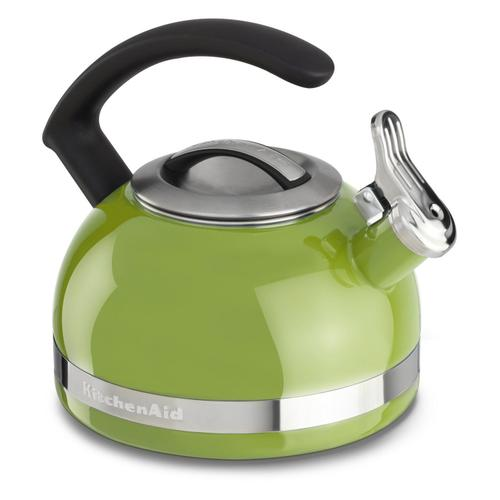 2.0-Quart Stove Top Kettle with C Handle Sunkissed Lime