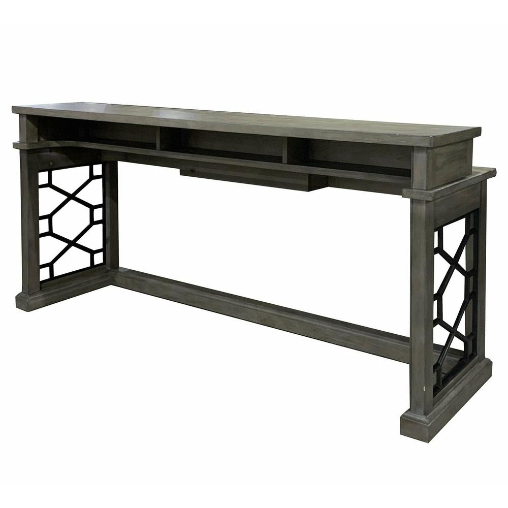 See Details - SUNDANCE - SMOKEY GREY Everywhere Console Table