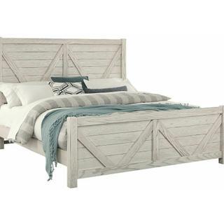 See Details - V Panel Bed