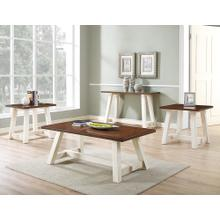 See Details - Winslow 2 Tone Occasional Tables