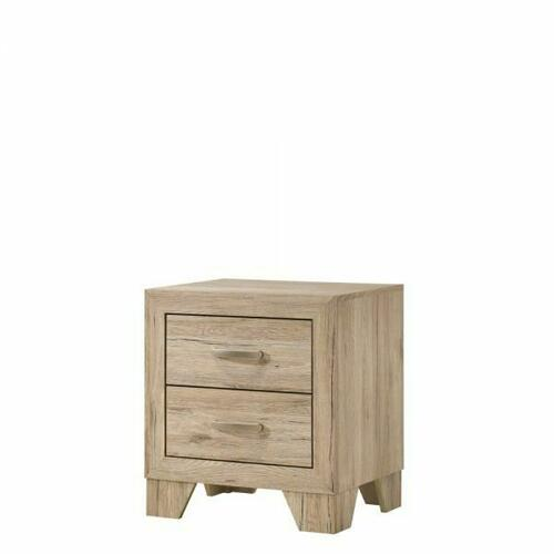ACME Miquell Nightstand - 28043 - Natural