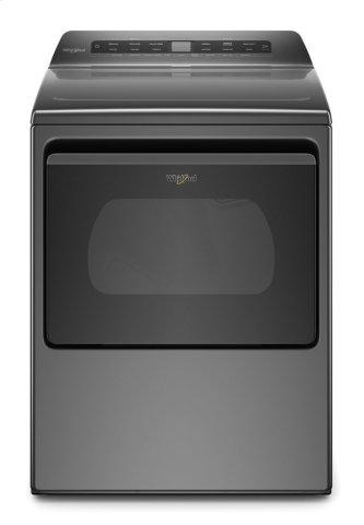 7.4 cu. ft. Top Load Electric Dryer with Intuitive Controls