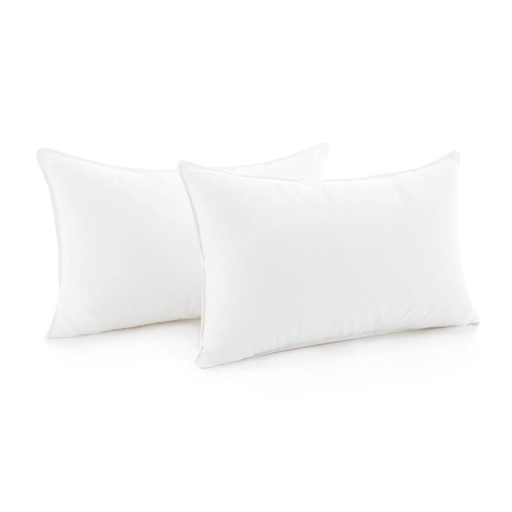 Weekender Compressed Pillow, 2-Pack, Queen