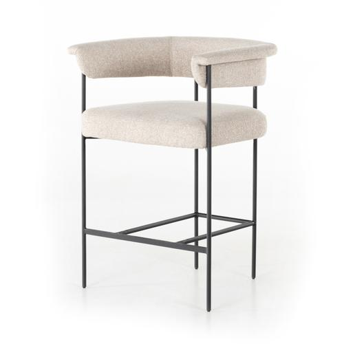 Counter Stool Size Carrie Bar & Counter Stool