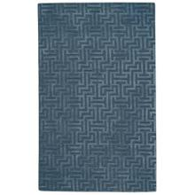 View Product - Gallery-Puzzle Slate Blue - Rectangle - 8' x 10'