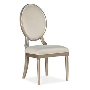 Dining Room Melange Monique Upholstered Side Chair