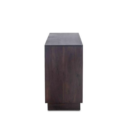 """San Marino Dresser 64"""" Raw Walnut"""