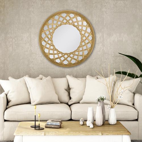 Golden Dream Mirror