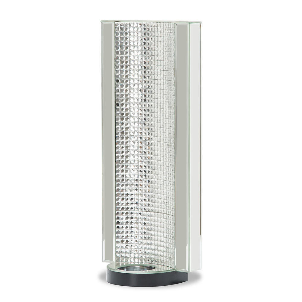 See Details - Mirrored Candle Holder