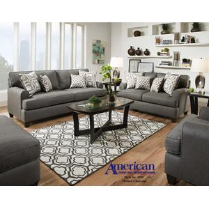 American Furniture Manufacturing1950 Wicked Charcoal