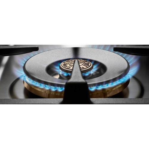 36 Drop-In Low Profile 6 Burners Stainless Steel