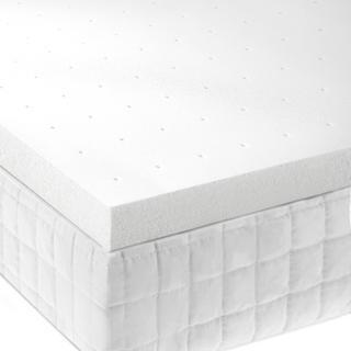 See Details - 2 Inch Memory Foam Mattress Topper Queen