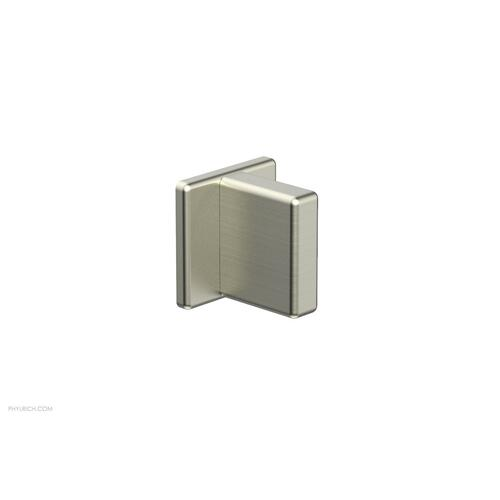 MIX Volume Control/Diverter Trim - Blade Handle 290-35 - Satin Nickel