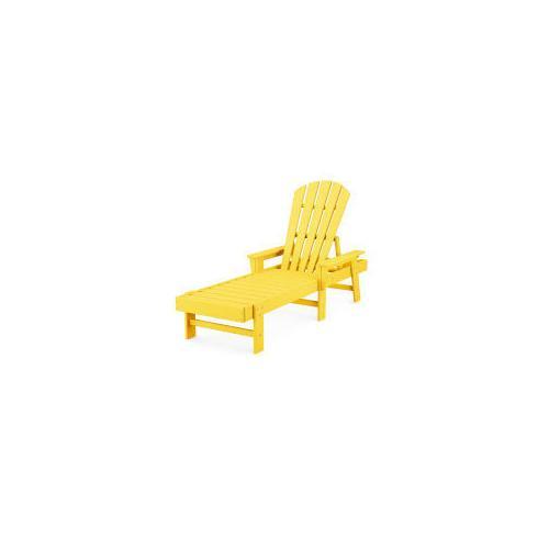Polywood Furnishings - South Beach Chaise in Lemon