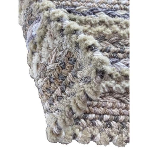 """Bayview Neutral - Oval - 20"""" x 30"""""""